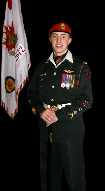 Peterborough Army Cadets 2672 PARATUS HASTINGS PRINCE EDWARD COUNTY